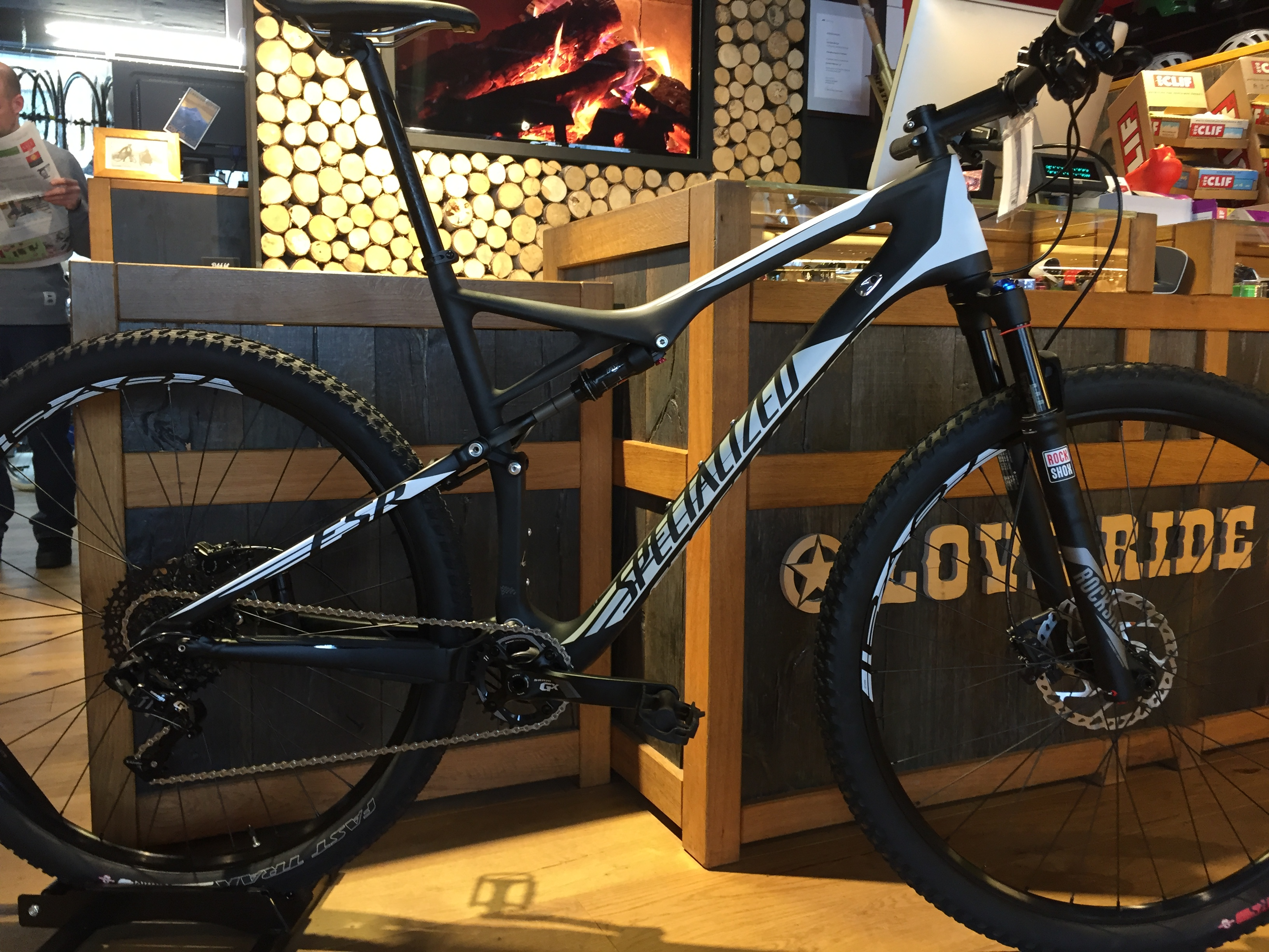 Specialized Epic FSR Comp Carbon WC 29