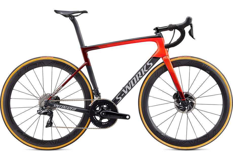 Specialized S-WORKS TARMAC SL6 DISC – DURA ACE DI2