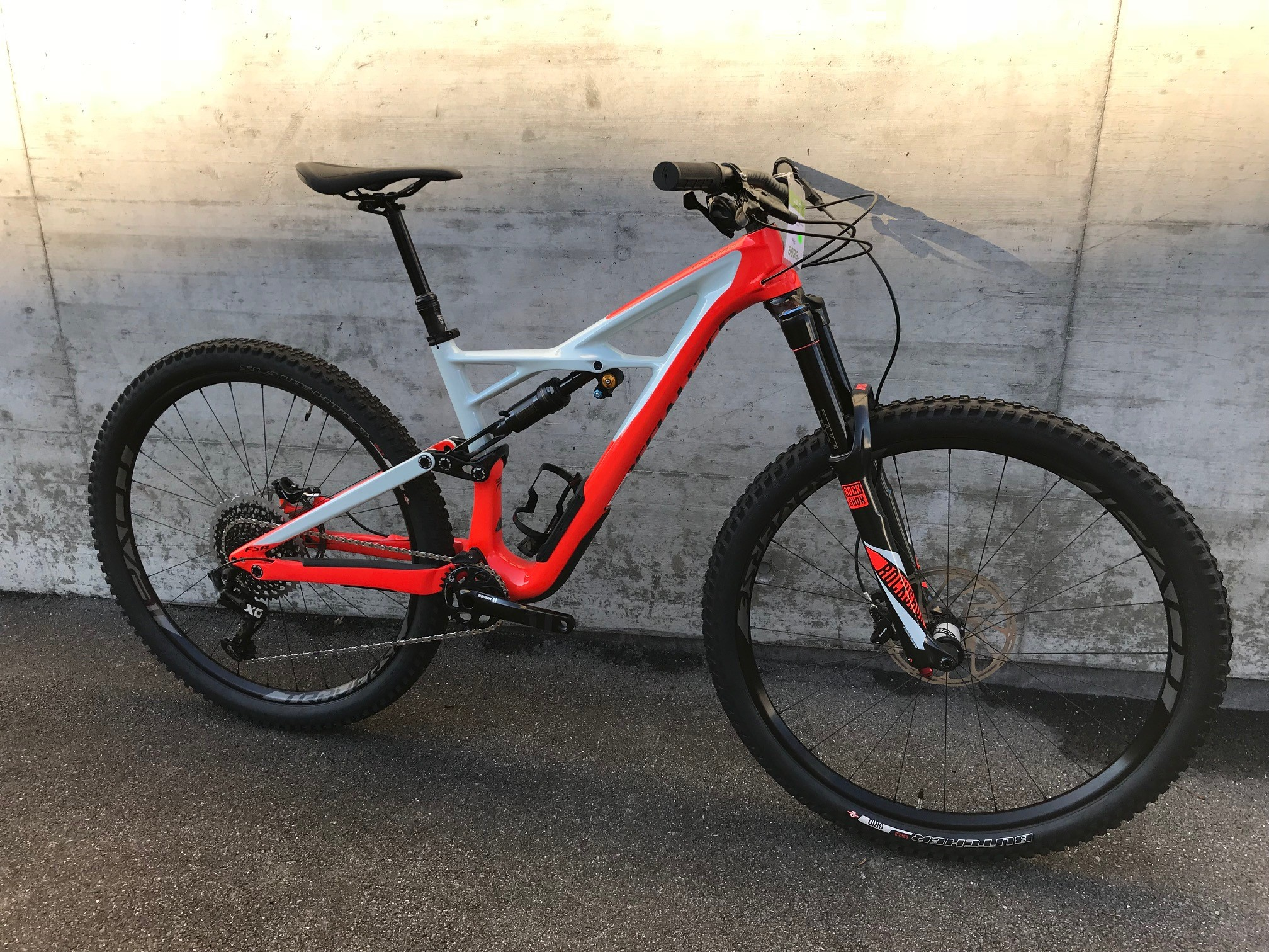Neues 2017 Specialized Enduro